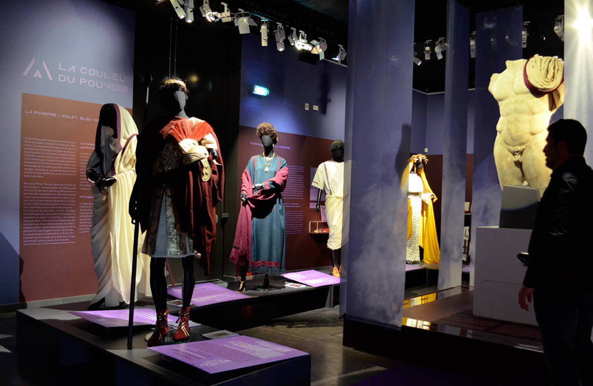MuséAl Exposition Mode Antiquités 2017