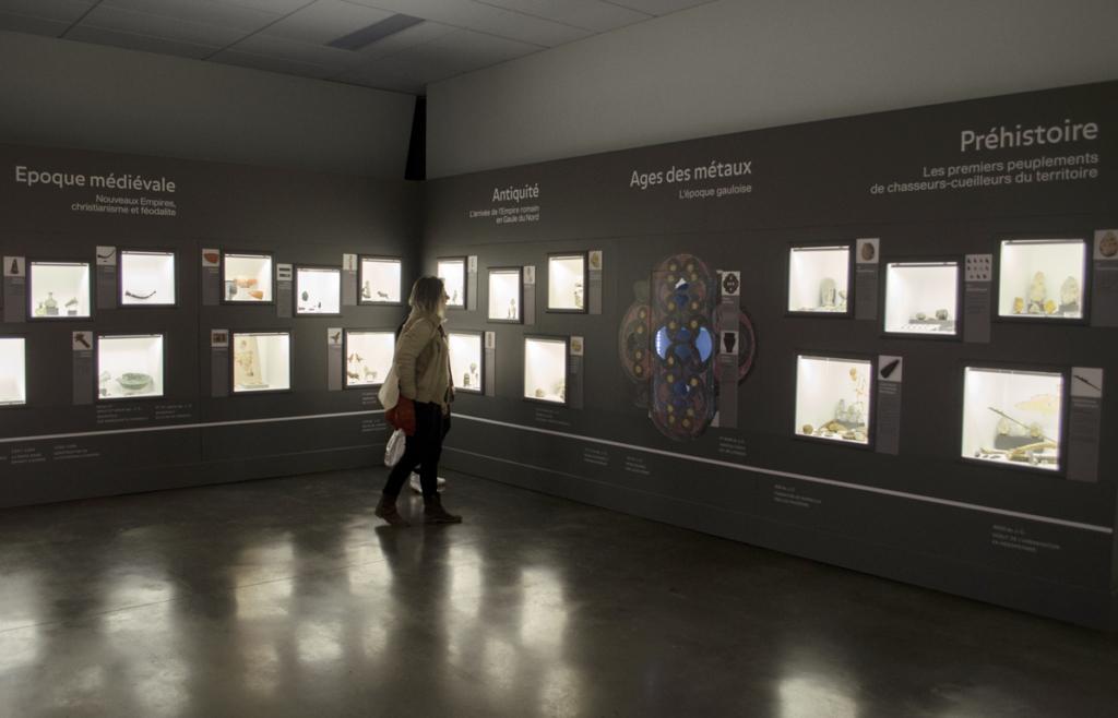 Exposition Lesobre - MAO Musée Archéologique de l'Oise